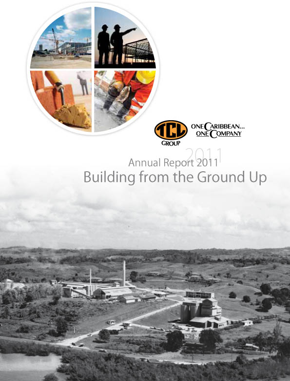 TCL AR 2011 Cover